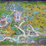 Busch Gardens Africa Map   10001 N Mckinley Drive Tampa Fl 33612   Florida Busch Gardens Map
