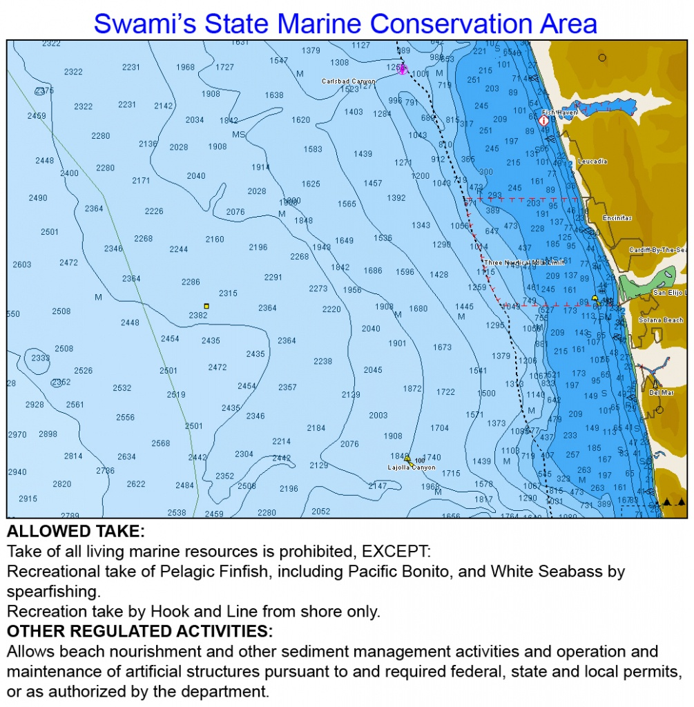 C-Map | Captain Ken Kreisler's Boat And Yacht Report - California Fishing Map