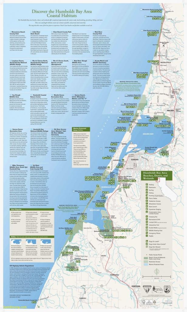 California Beaches Map Amazing Southern New Camping Best Of - California Beaches Map