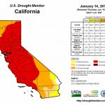 California Drought Expands, Fueling Heat And Fire | Climate Central   California Heat Map