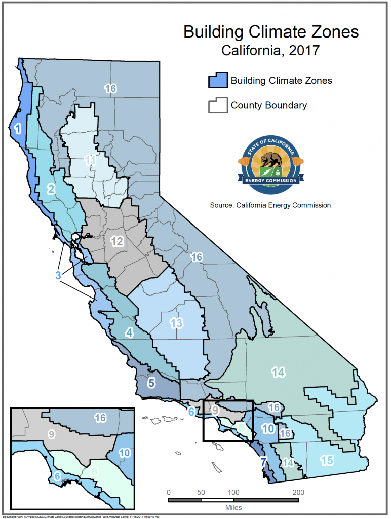 California Energy Commission - California Electric Utility Map