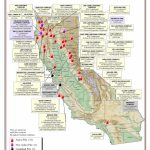 California Fires Map From Cal Fire & Oes | Firefighter Blog Inside   California Fire Map Now