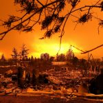 California Fires Map: Get The Latest Updates From Google   Fortune   Fire Watch California Map