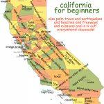 California For Beginners | Burrito Justice   California Beer Map