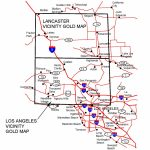 California Gold Maps, Gold Placers And Gold Panning And Metal   Gold Prospecting Maps California