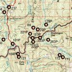 California Gold Maps, Treasure Maps, Gold Panning Maps, Gold   Gold Prospecting Maps California