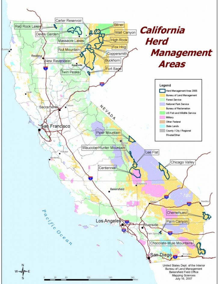 Blm Map California