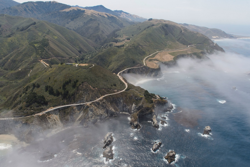 California Highway 1: The Essential Road Trip Itinerary - Vogue - California Highway 1 Scenic Drive Map
