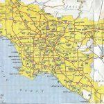California Highways (Www.cahighways): Southern California   Map Of Southern California Freeway System