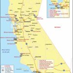 California Hotels Map, List Of Hotels In California   California Hotel Map