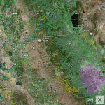 California Hunt Zone D5 Deer   California D5 Hunting Zone Map