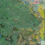 California Hunt Zone X6B Deer - California B Zone Deer Hunting Map