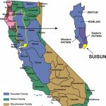 California Indians   Historical Map | Fairfield/suisun, California   California Indian Map