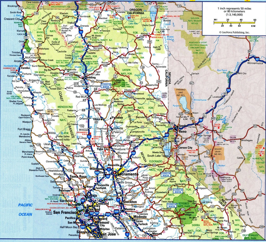 California Map Highway And Travel Information | Download Free - California Road Map Free