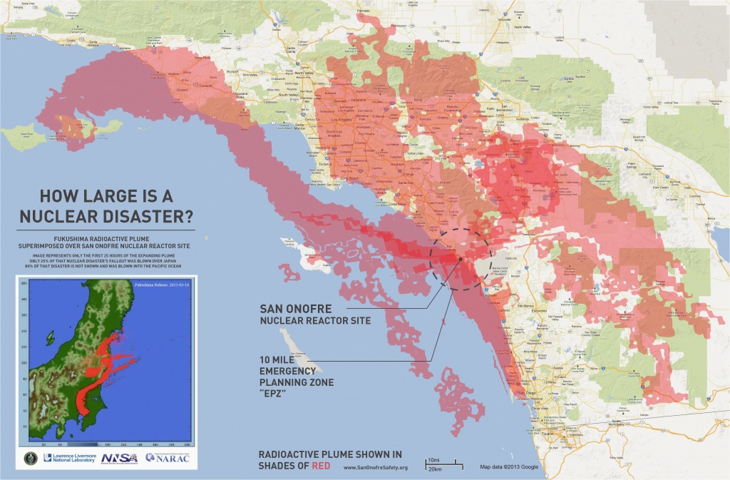 California Nuclear Power Plants Map Map Of Nuclear Power Plants In - Nuclear Power Plants In California Map