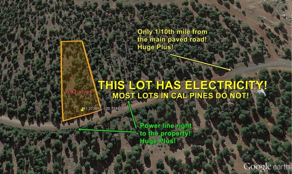 California Pines Blvd, Alturas, Ca 96101 - Lot/land - 6 Photos | Trulia - California Pines Parcel Map