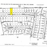 California Pines Lot In Modoc, Ca : Land For Saleowner : Alturas   California Pines Parcel Map