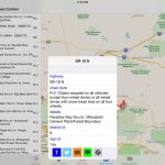 California Road Report   Online Game Hack And Cheat | Gehack   California Chain Control Map