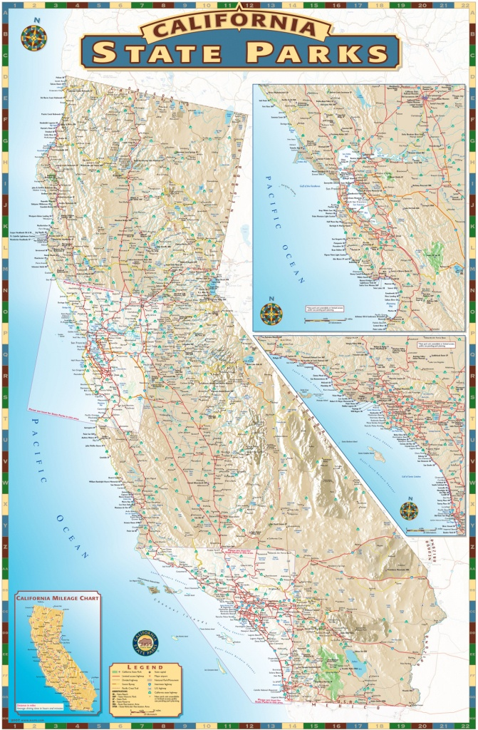 California State Parks - Maps Solutions - California State Parks Map