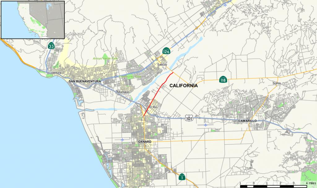 California State Route 232 - Wikipedia - Google Maps Oxnard California