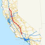 California State Route 99   Wikipedia   California Interstate Highway Map