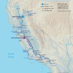 California State Water Project   Wikipedia   California Aqueduct Fishing Map