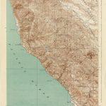California Topographic Maps   Perry Castañeda Map Collection   Ut   California Topographic Map