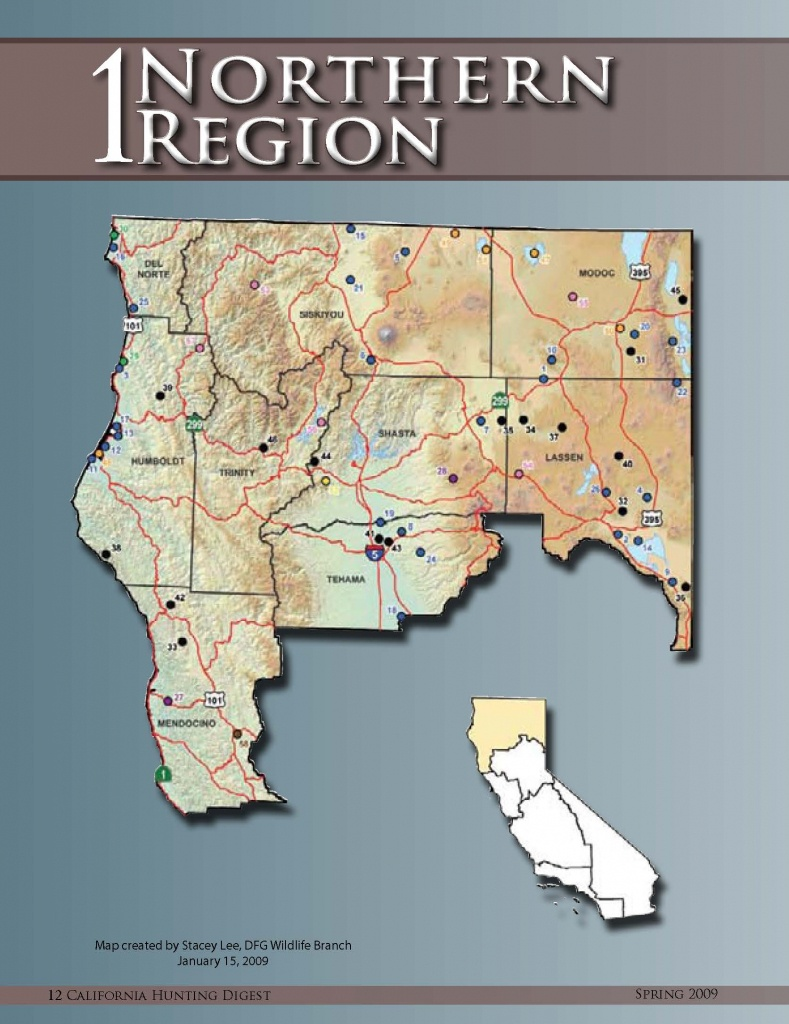 California Turkey Hunting Seasons | We've Moved To Www.legallabrador - California Lead Free Hunting Map