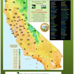 California Zone Map For Plants – Map Of Usa District   Plant Zone Map California