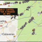"""Caltrans District 10 On Twitter: """"sr 88 Carson Pass Chains Required   California Chain Control Map"""