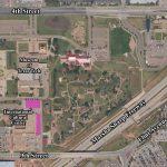 Campus Maps | Transportation & Parking Services | Ttu   Texas Tech Dorm Map