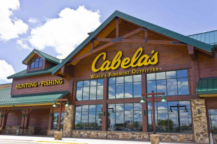 Cabelas In Texas Map