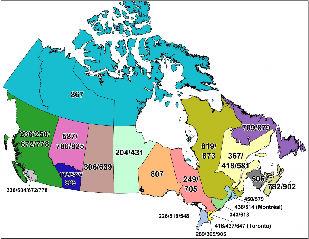 Canada Timezones » Maps 2019 - Free Printable Us Timezone Map With State Names