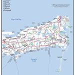 Cape Cod Maps | Cape Cod Chamber Of Commerce   Printable Map Of Cape Cod Ma