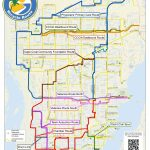 Cape Coral Bicycling Information For Visitors   Map Of Florida Including Cape Coral