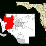 Cape Coral, Florida   Wikipedia   Map Of Florida Including Cape Coral