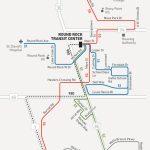 Capital Metro Service Begins In Round Rock Aug. 21   Austin Texas Public Transportation Map