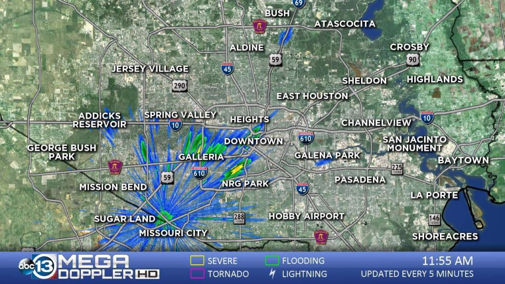 Cdns.abclocal.go/three/ktrk/weather/16_9/houst - Radar Map For Houston Texas