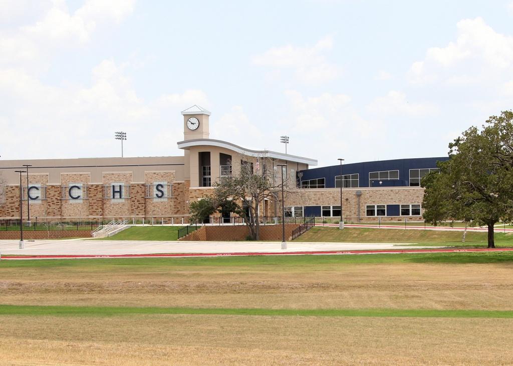 Cedar Creek High School (Texas) - Wikipedia - Cedar Creek Texas Map
