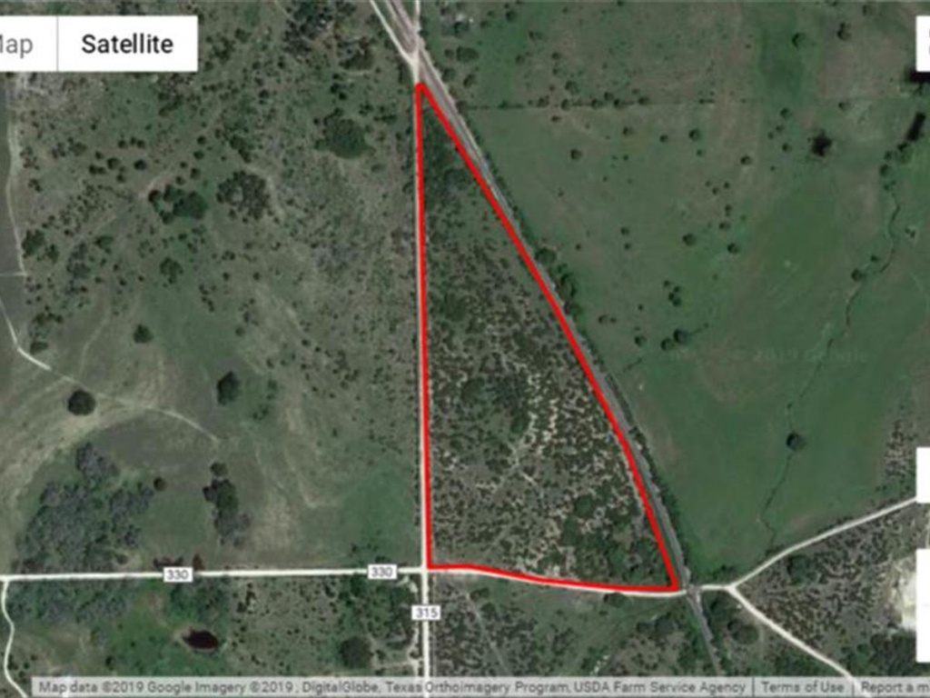 Central Texas Land For Sale, 35 : Ranch For Sale : Lometa : Mills - Texas Land For Sale Map