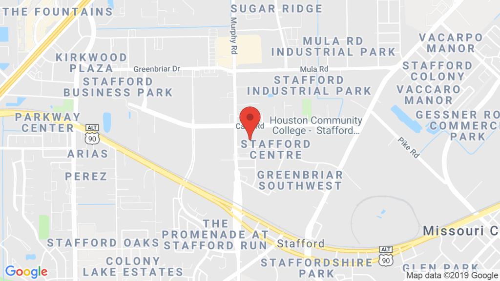 Chad Prather At The Stafford Centre - Jun 14, 2019 - Stafford, Tx - Stafford Texas Map