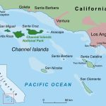 Channel Islands (California)   Wikipedia   Map Of Islands Off The Coast Of Florida