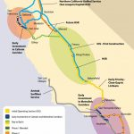 Chapter's Stance On California's High Speed Rail Project | Sierra   California Train Map