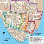 Charleston Honeymoon Itinerary   Travel   Visit Charleston Sc   Printable Map Of Charleston Sc Historic District