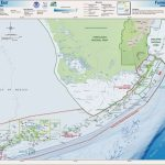 Charts And Maps Florida Keys   Florida Go Fishing   Ocean Depth Map Florida