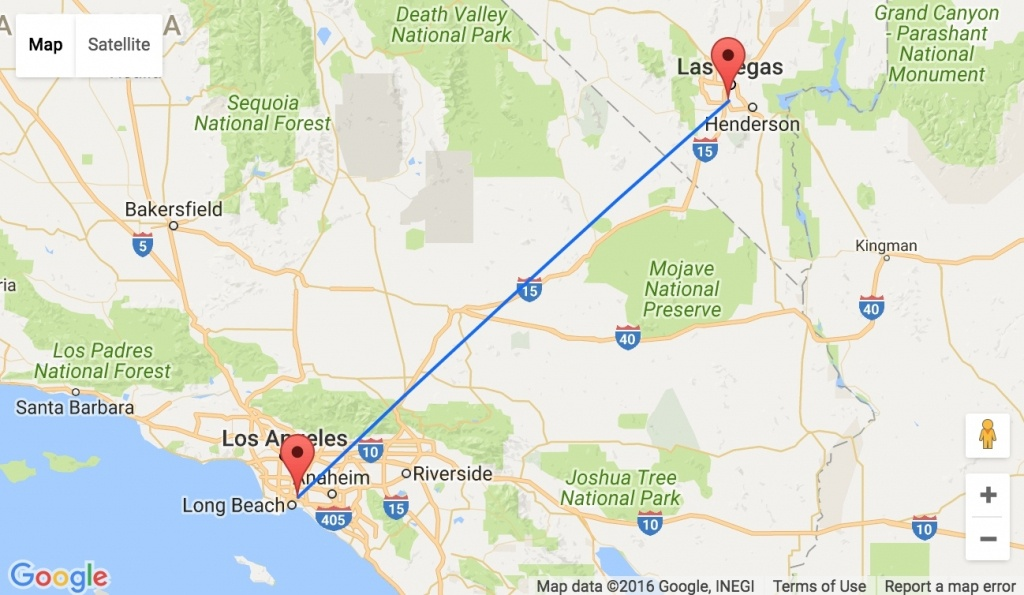 Cheap Las Vegas To Maps Of California Las Vegas California Map Pic - Map Of Las Vegas And California