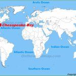 Chesapeake Bay Maps | Maps Of Chesapeake Bay - Printable Map Of Chesapeake Bay