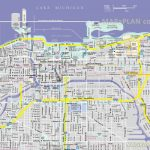Chicago Maps   Top Tourist Attractions   Free, Printable City Street Map   Map Of Chicago Attractions Printable