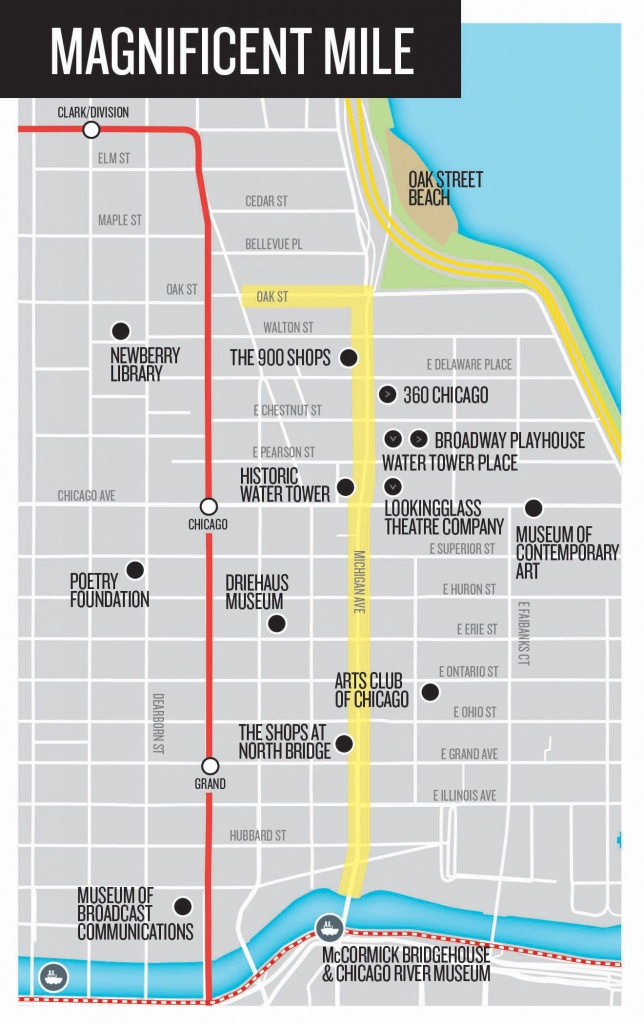 Chicago Printable Map - Yahoo Image Search Results | Birthday Fun - Chicago Loop Map Printable