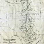 Chisholm Trail   Wikipedia   Texas Forts Trail Map
